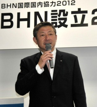 西日本電信電話株式会社総務部長の寺田和義氏