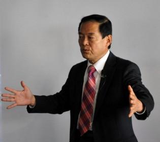NTT都市開発(株)のシニア・スペシャリストの佐藤康雄氏