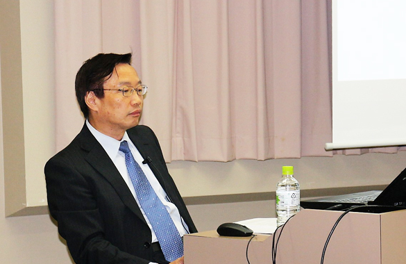 「SDGs実現に向けた情報通信政策」阪本 泰男 講師 (NTTドコモ)