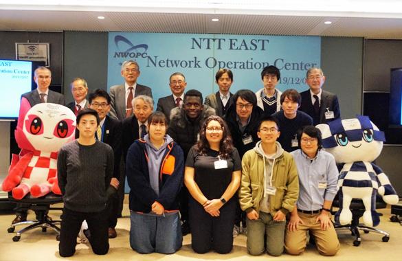 NTT東日本ネットワークオペレーションセンター さいたま副都心