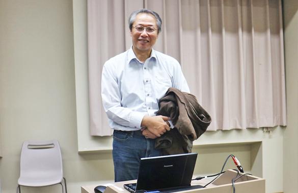 横井 講師